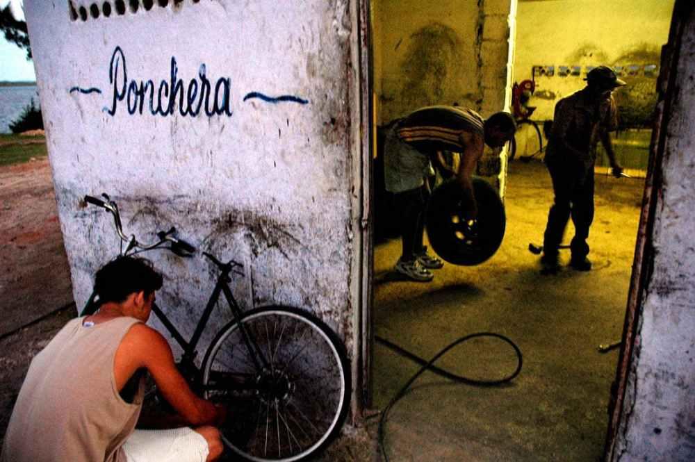 Ponchera på Cuba