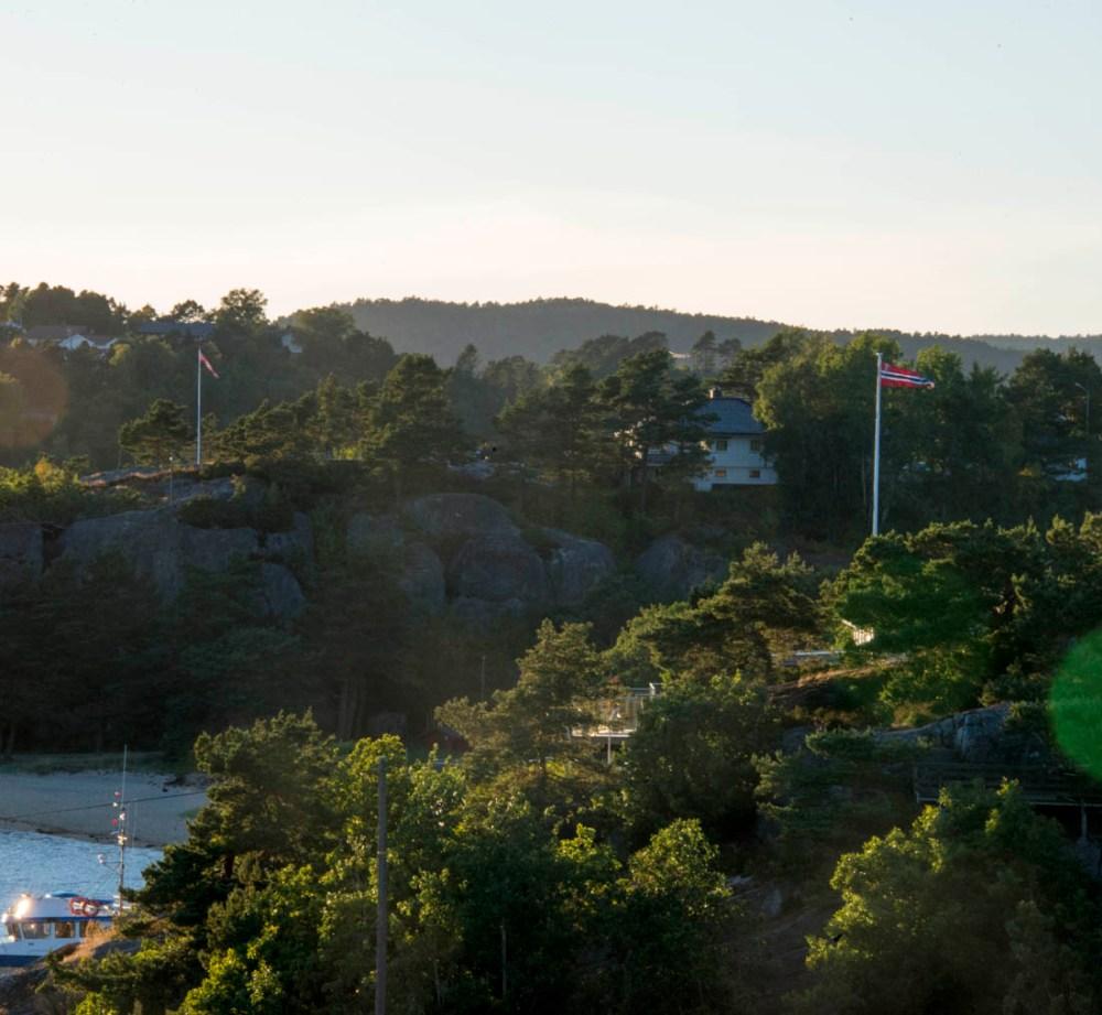 Søgne på Sørlandet