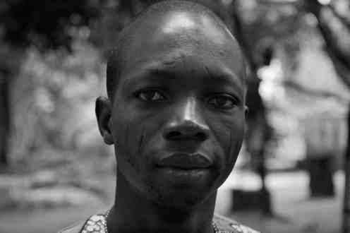 Arr som viser klan i Benin