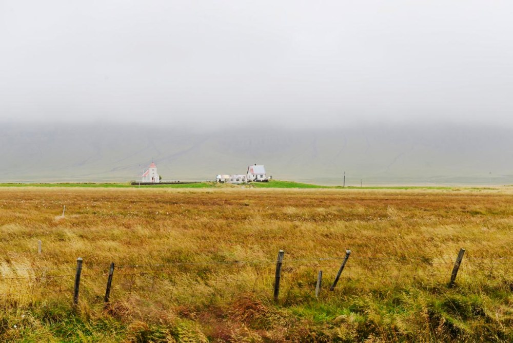 Borg a Myrum på Island