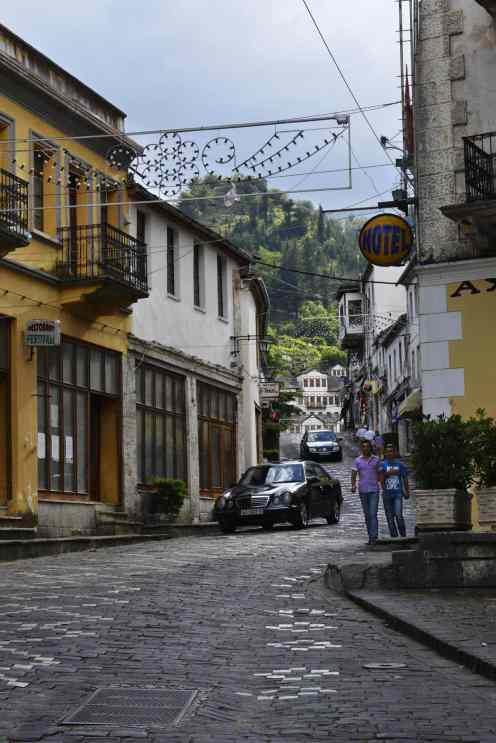 gate i Gjirokastra
