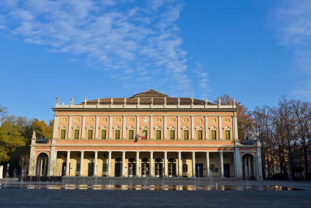 Teatro Municipale i Reggio Emilia