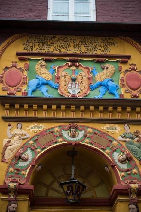 Alte Ratsapotheke i Lüneburg