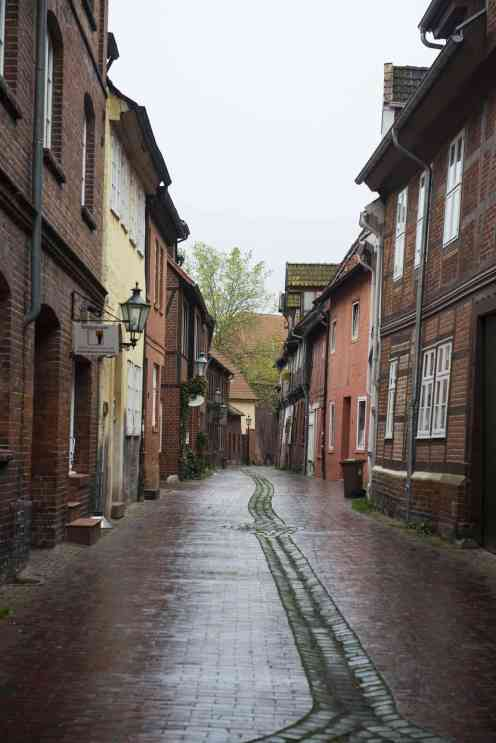 Schlagertwiete smug i Lüneburg