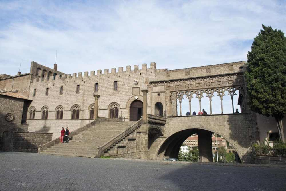 Palazzo dei Papi i Viterbo