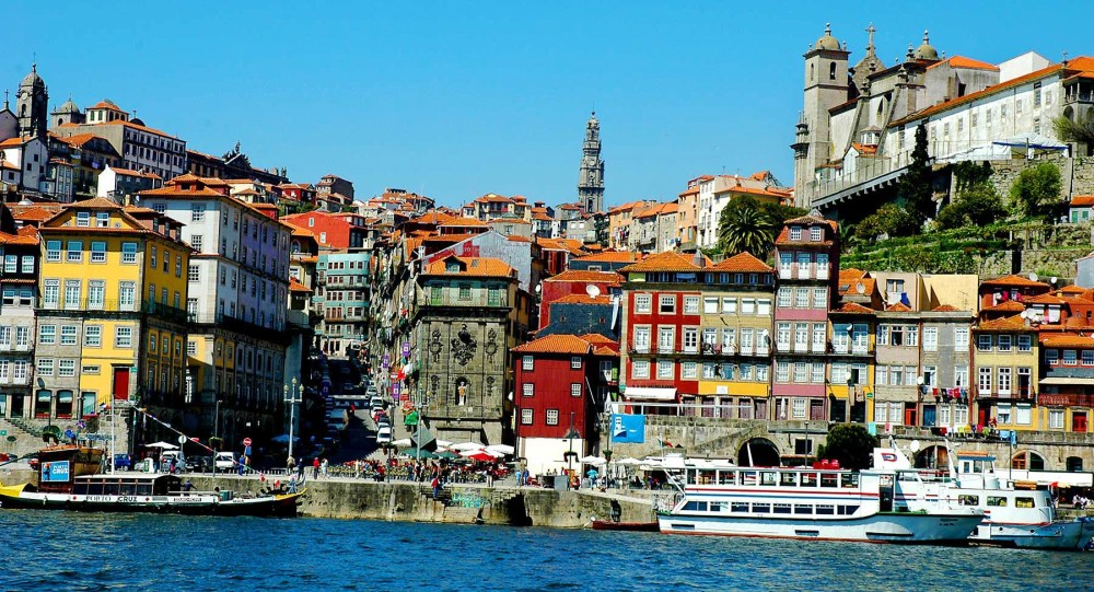 Ribeira i Porto