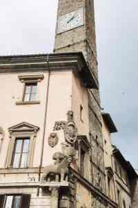 Torre dell Orologico i Viterbo
