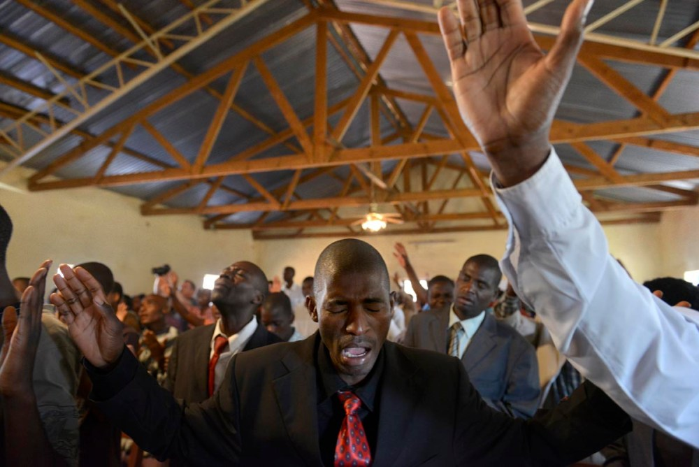 Kirke i Lilongwe Malawi