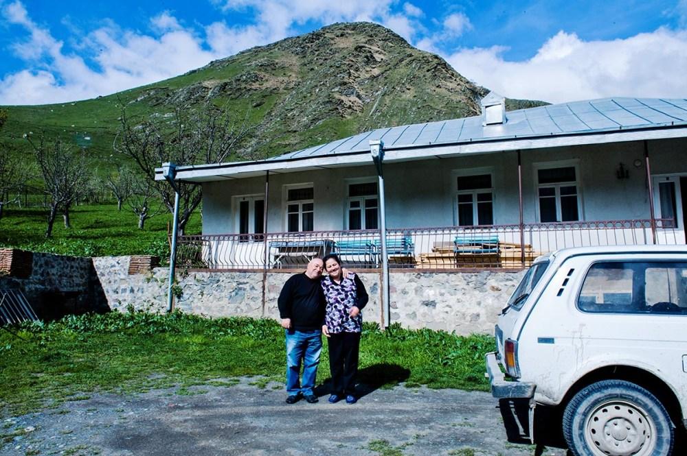 Guesthouse Nazy i Stepantsminda