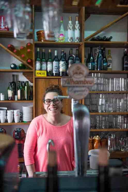Bartender i Tarifa