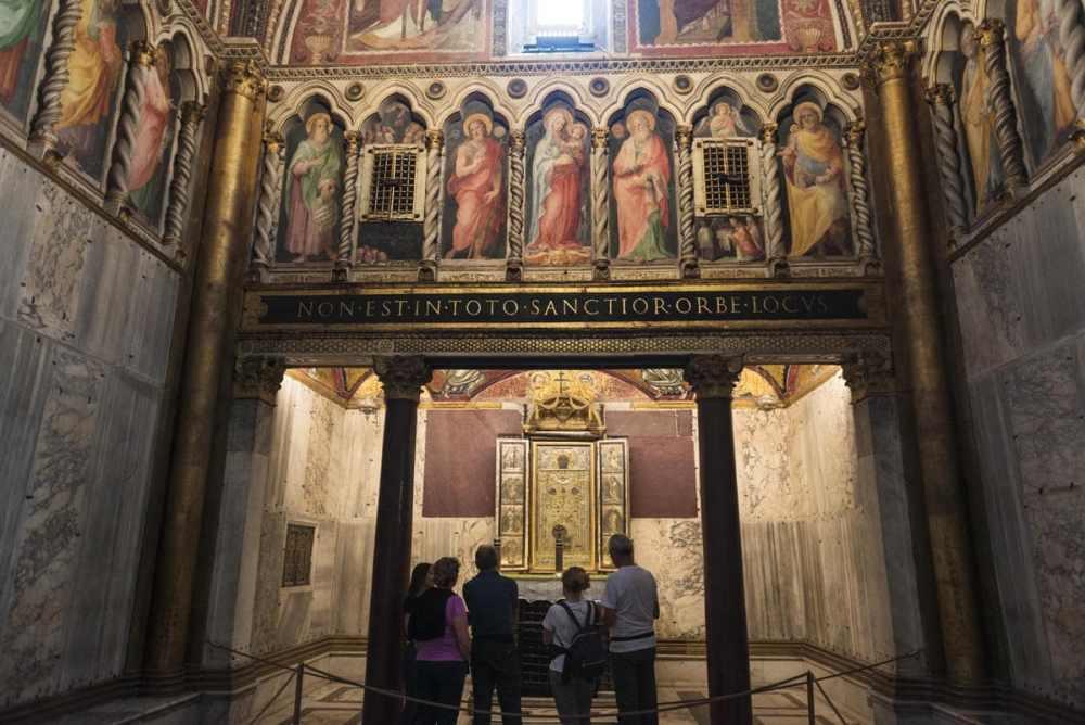 Scala Sanctorum i Roma