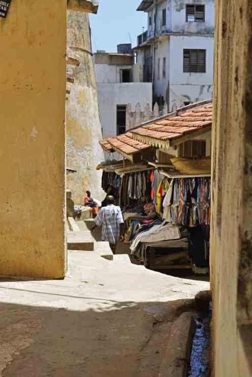Marked i Lamu