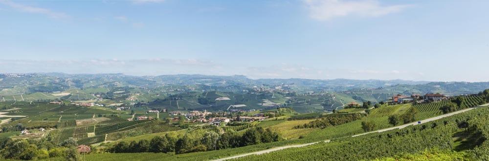 Landskap i Piemonte