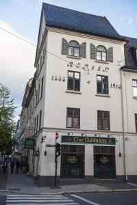 Puben Dubliners i et renessansebygg i Oslo