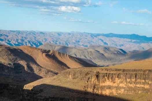 Natur i Marokko