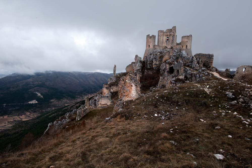 Rocca Calascio i Italia