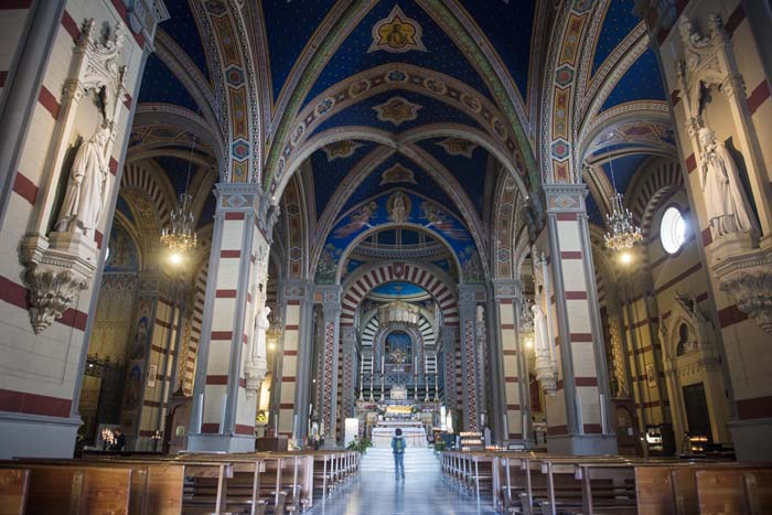 Basilica di Santa Margherita i Cortona
