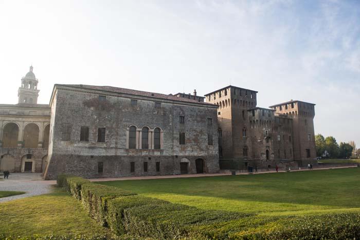 Palazzo Ducale i Mantova