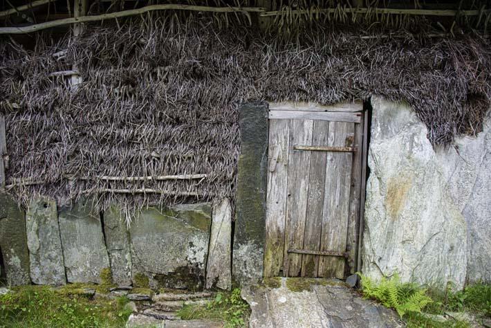 Brakjekledning på Osterøy