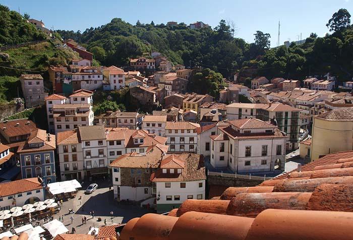 Cudillero i Asturias