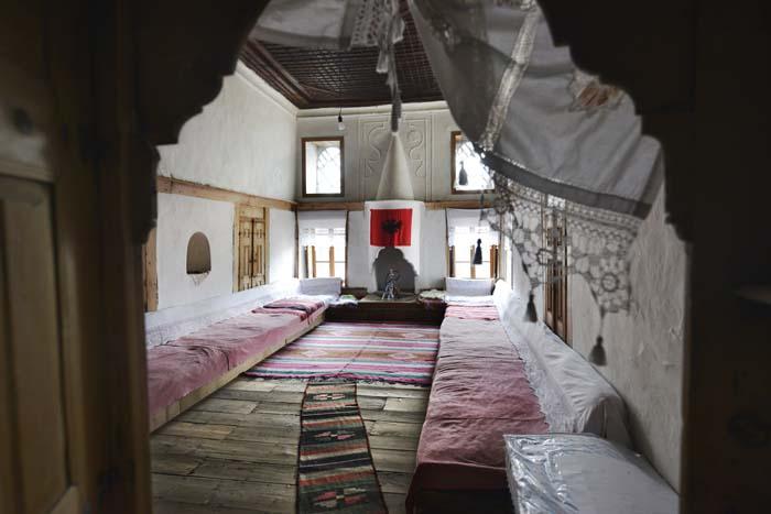 Skenduli House i Gjirokastra