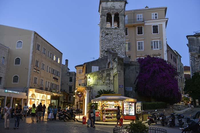 Annunziata i Korfu by