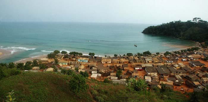 Fiskerlandsbyen Butre
