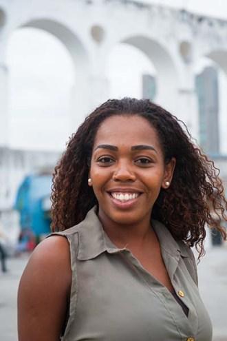 Rio de Janeiro-guiden Patrícia Leopoldinho