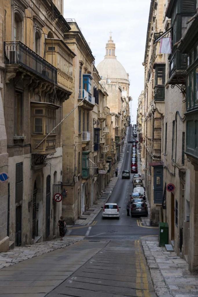 Gata Mint Street i Valletta