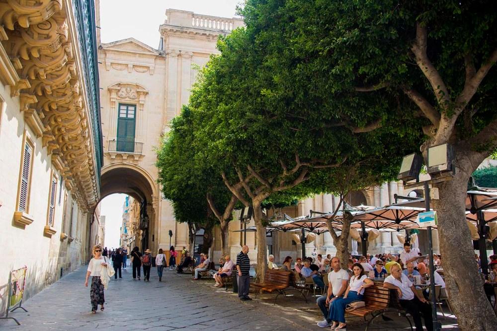 Misrah-ir Republikka i Valletta