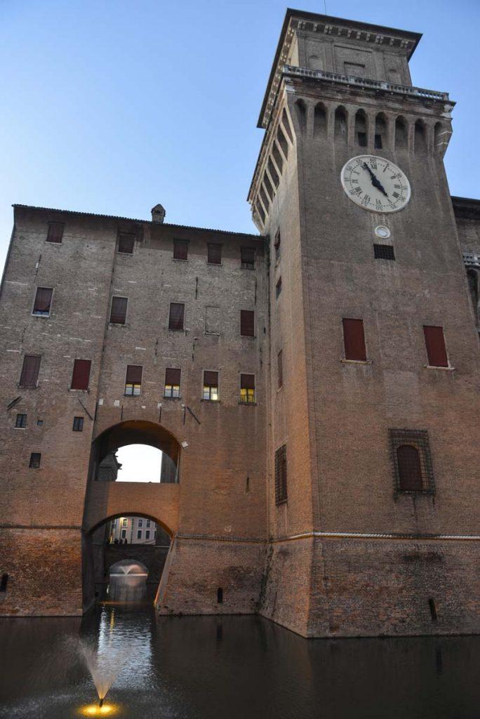 Castello Estense i Ferrara