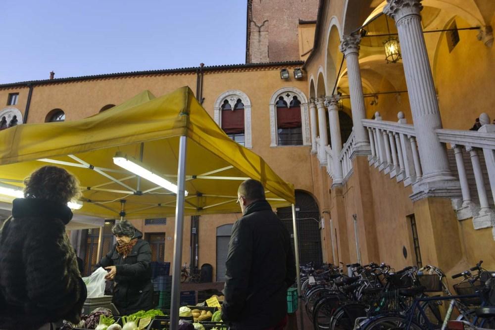 Julemarked i Nord-Italia