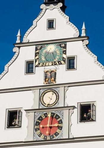 Meistertrunk i Rothenburg