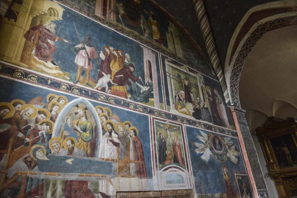 Kunst i Sant Antonio in Polesine