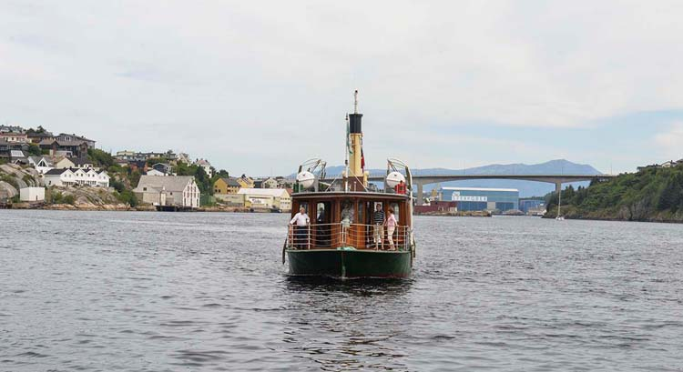 Sundbåten i Kristiansund