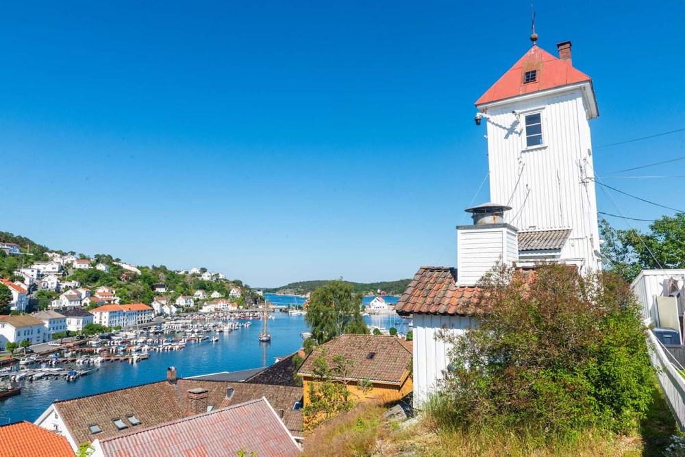 Branntårnet i Risør