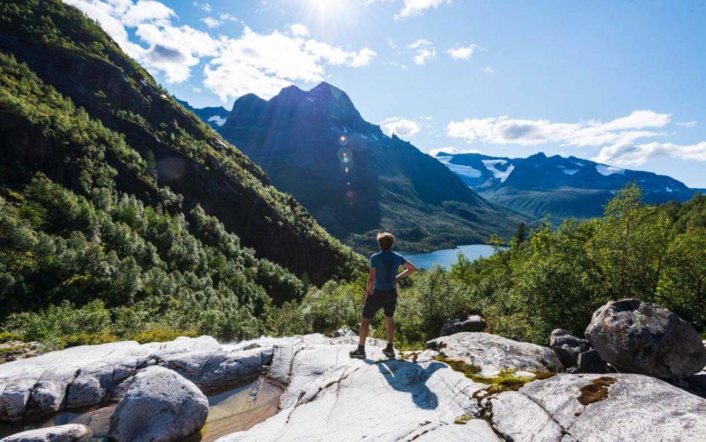 Fottur i Innerdalen i Møre og Romsdal