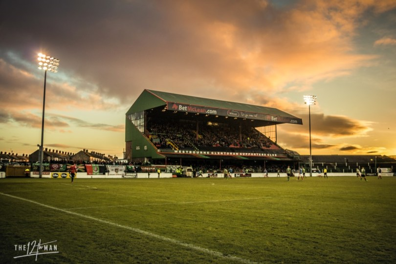 40 Greatest Football Stadiums - The Oval