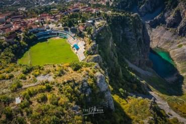 De Twaalfde Man - Stadion Gospin Dolac