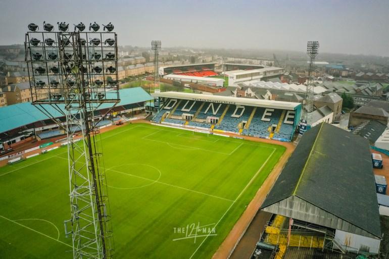 40 Greatest Football Stadiums - Dens Park
