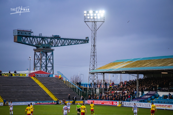 40 Greatest Football Stadiums - Cappielow Park