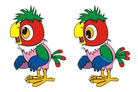 Попугай Кеша - Детям и про детей