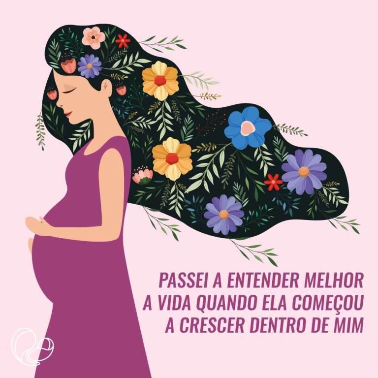 Curso de gestantes para a mamãe total atende futuras mamães