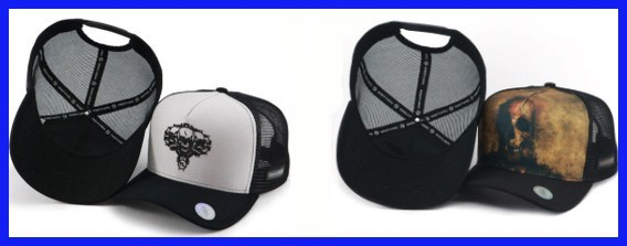 Tirando o chapéu para os bonés bem do seu jeito descolado