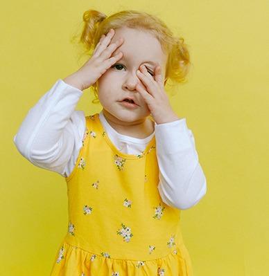 Crianças também podem ser vítimas da ansiedade e é preciso saber como dominar esse sentimento