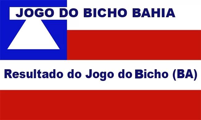 Jogo do Bicho Bahia (BA)