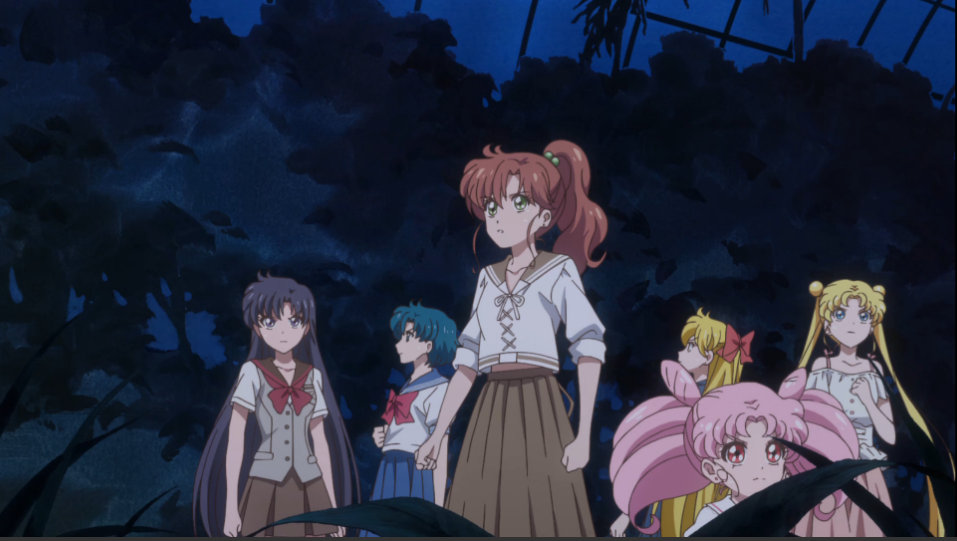 Review: Sailor Moon: Crystal, Season 3 Episode 6