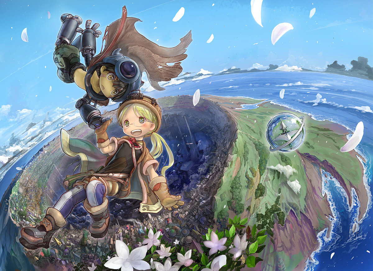 Art, Featuring 'Made in Abyss'
