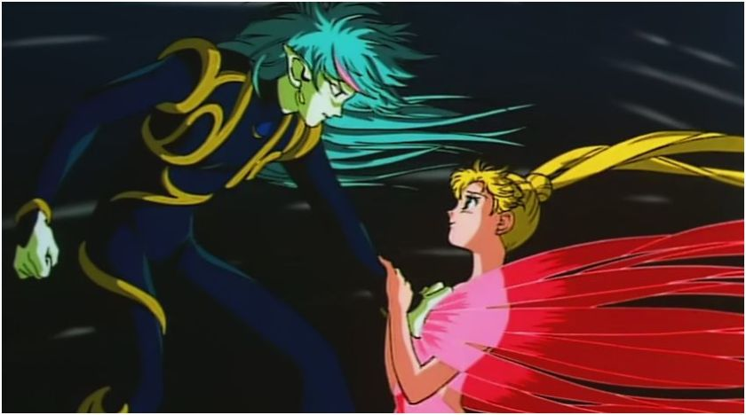 sailor moon r the movie promise of the rose online