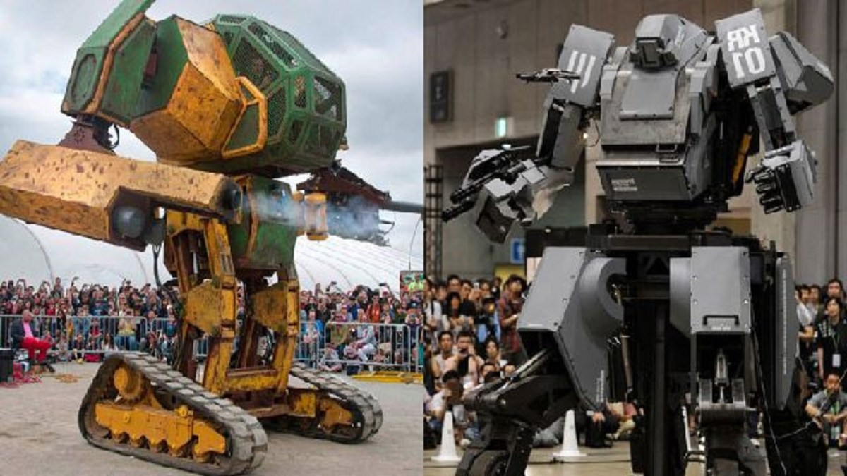 Giant Robot Battle Scheduled for August